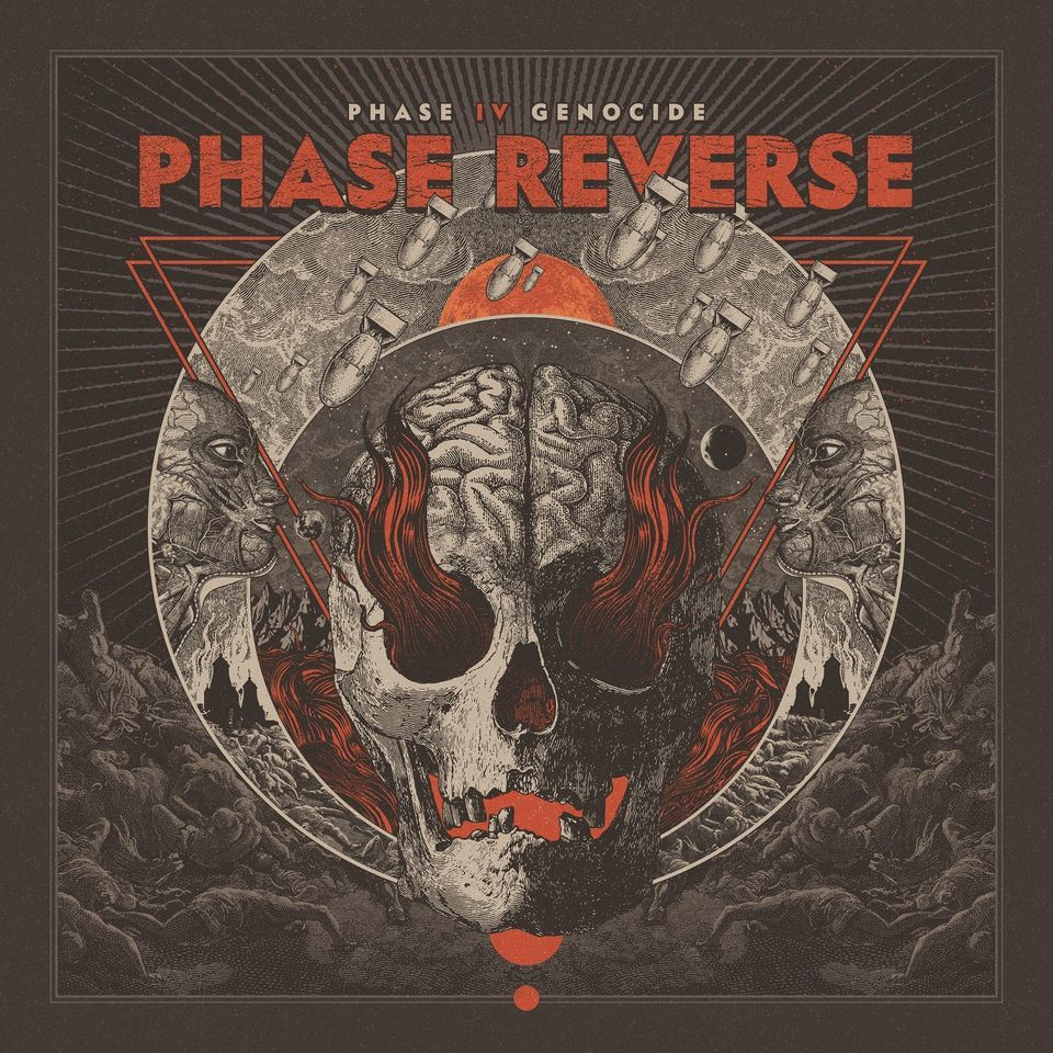 phase reverse - Phase IV Genocide - album cover