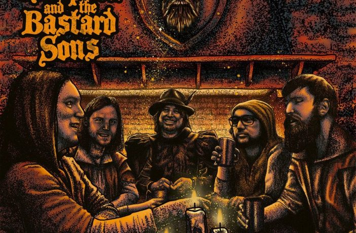 phil campbell and the bastard sons - were the bastards - album cover