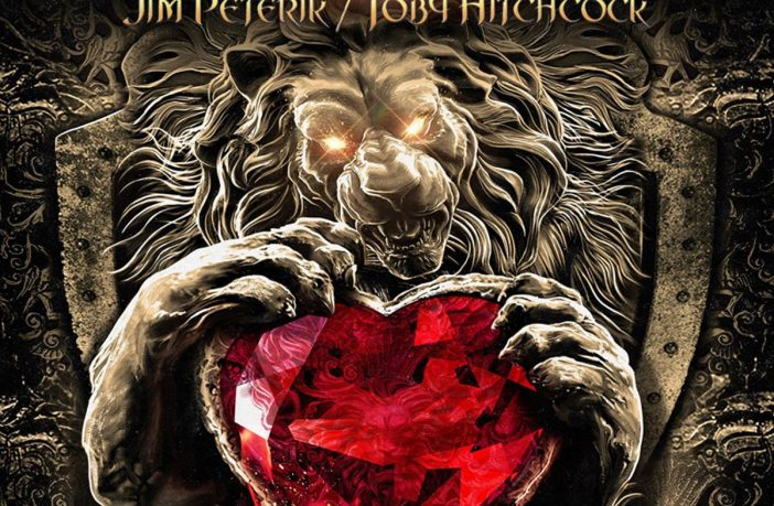 pride of lions - Lion Heart - album cover