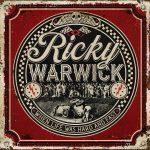 RICKY WARWICK – kündigt neues Album an!