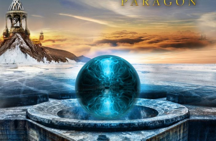 rob moratti - paragon - album cover