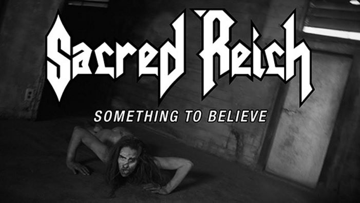 sacred reich - something to believe artwork