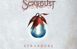 scardust - strangers - album cover