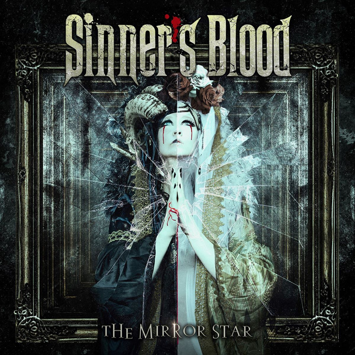 sinners blood - the mirror star - album cover