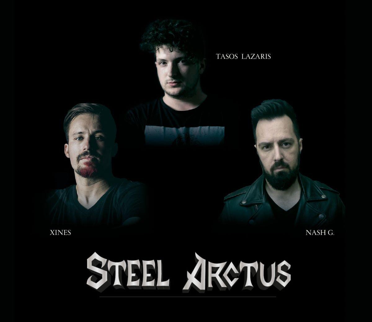 steel arctus - bandphoto 2020