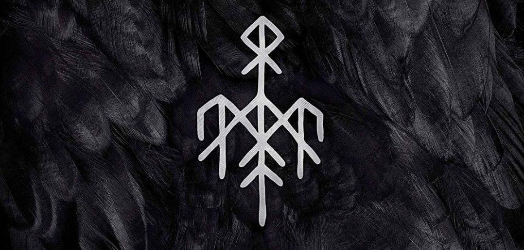 wardruna - kvitravn - album cover