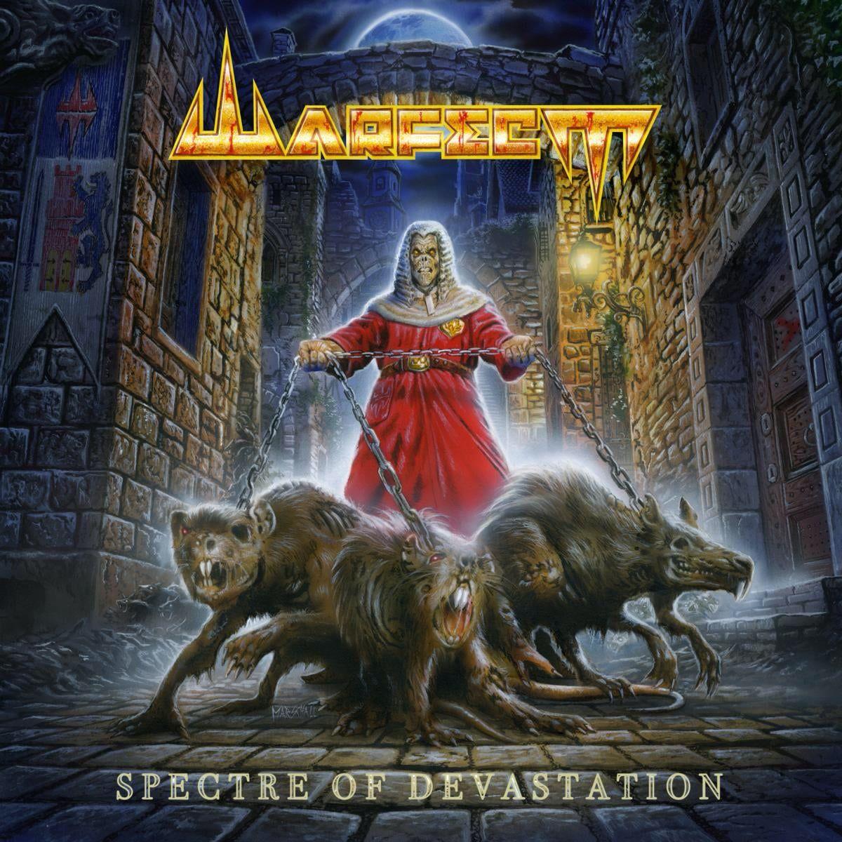 warfect - Spectre of Devastation - album cover