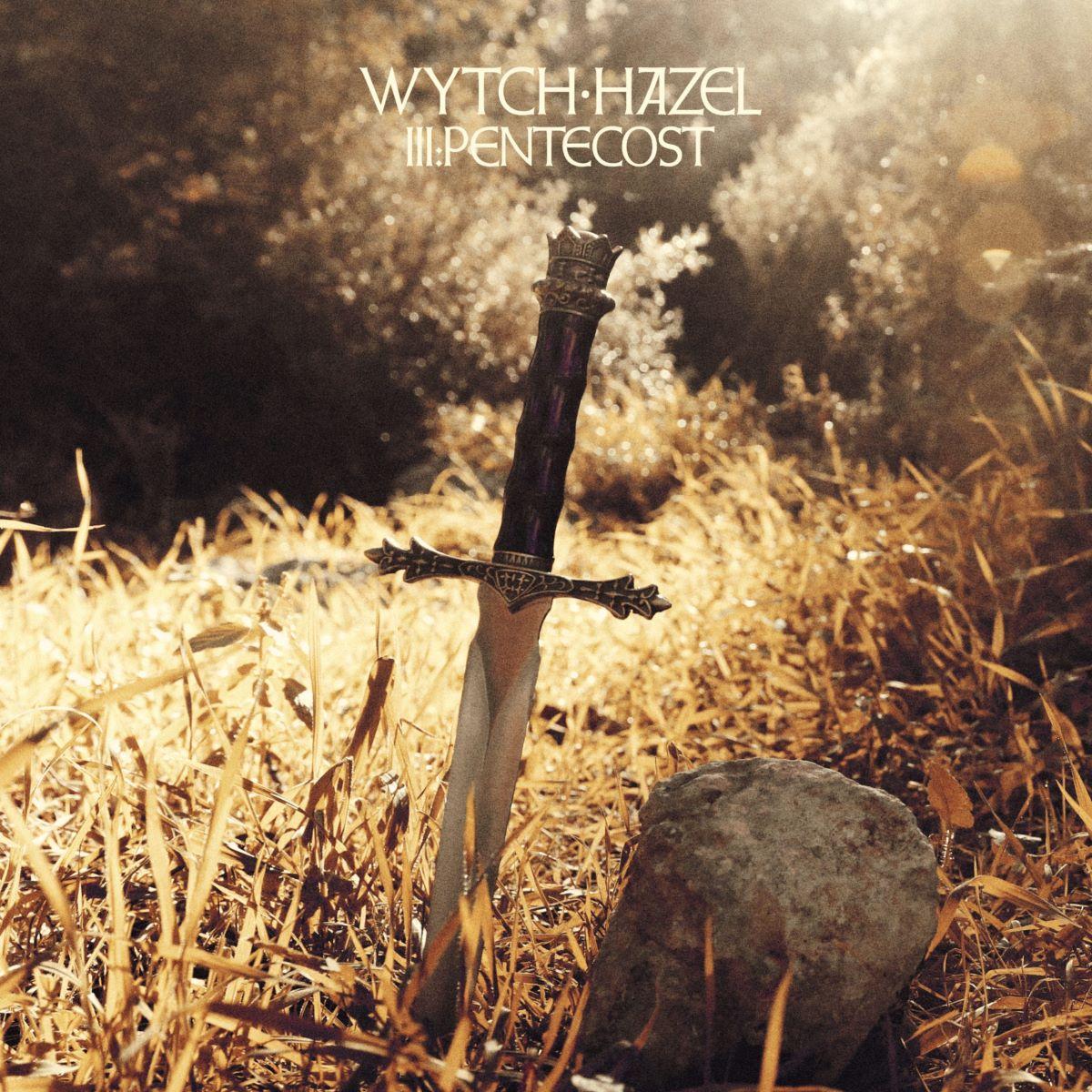 wytch hazel- III pentecost - album cover