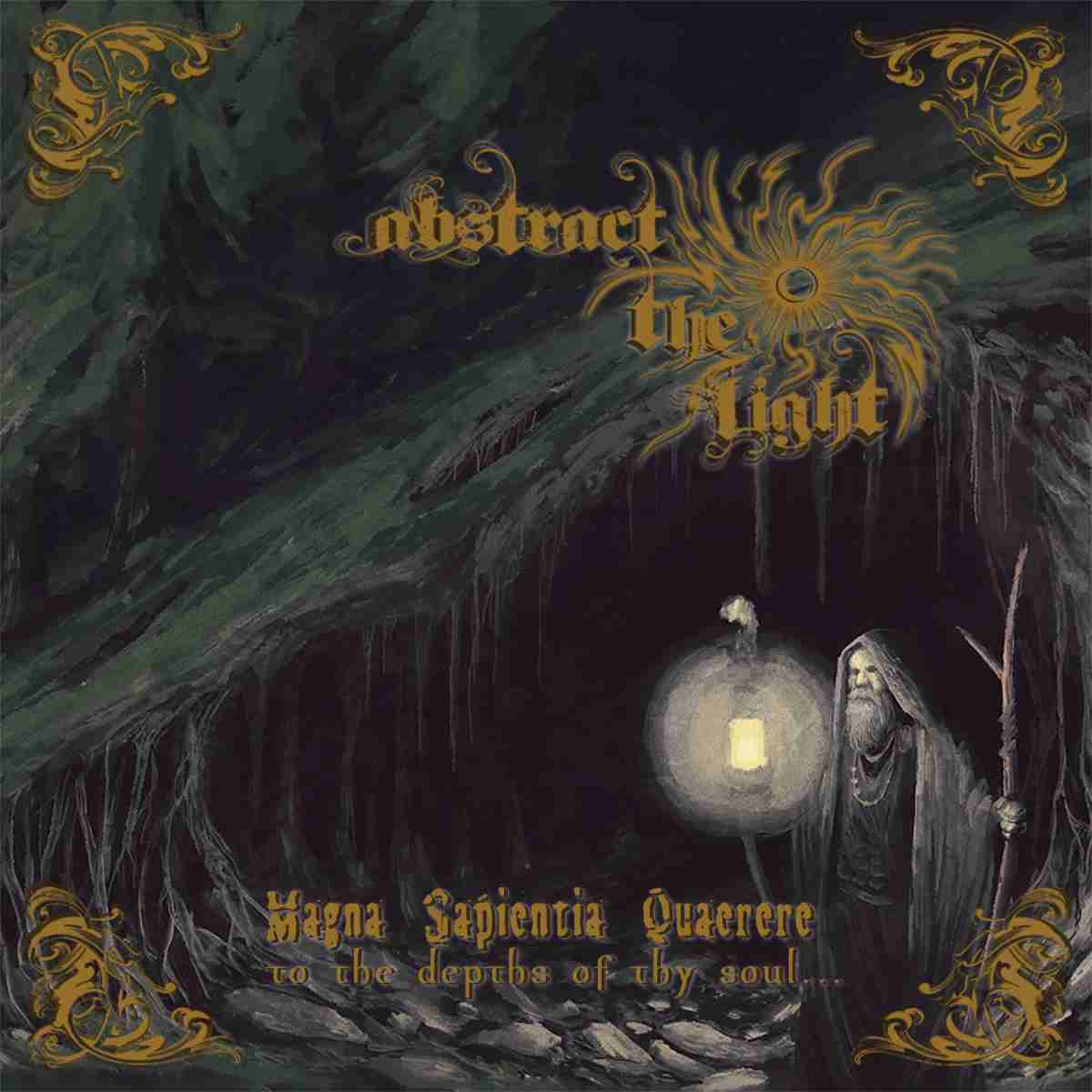 Abstract The Light - Magna Sapientia Quaerere - album cover