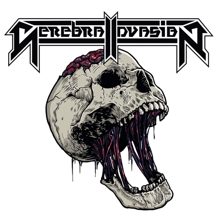 Cerebral Invasion - bandlogo