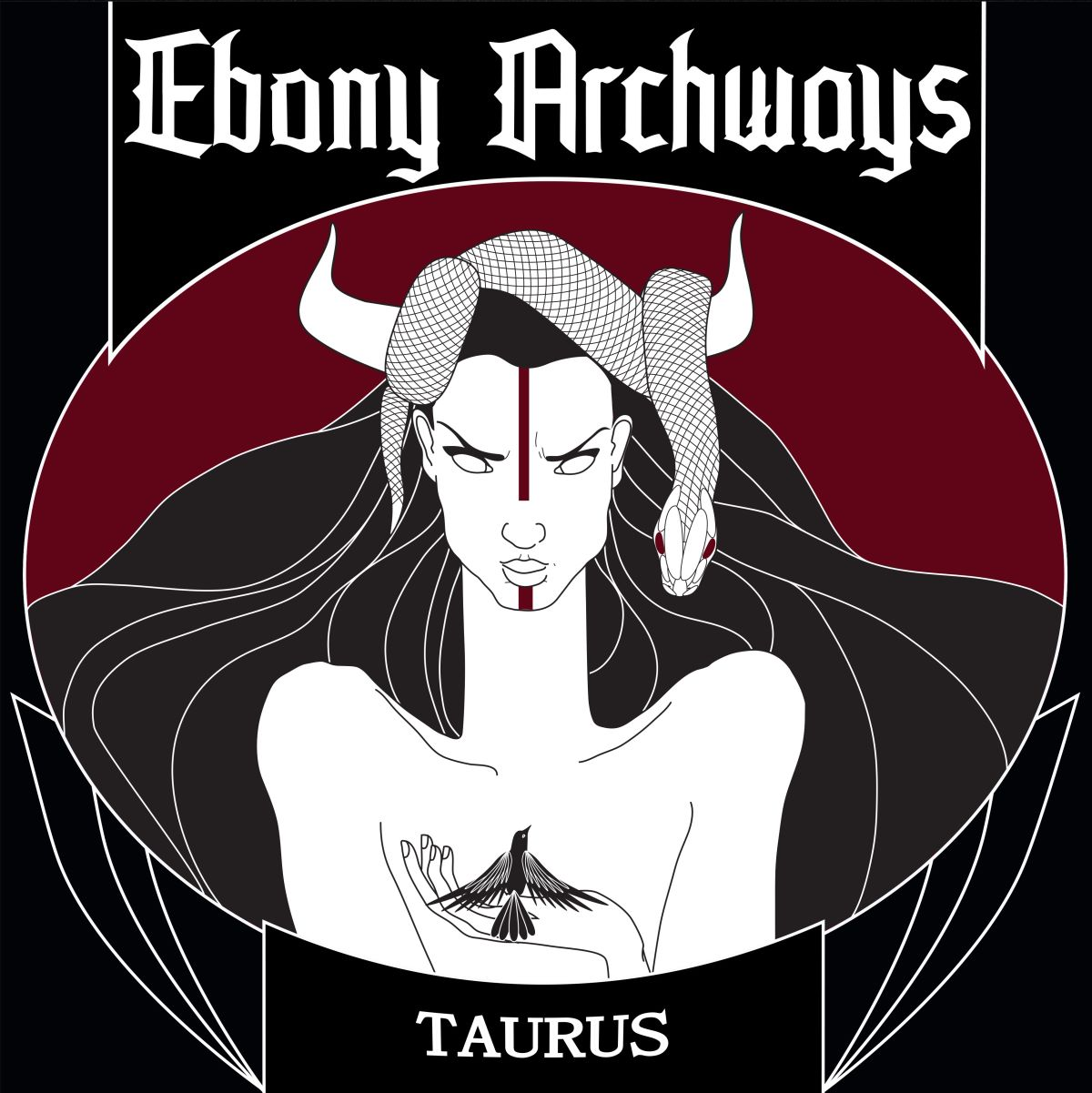 EBONY ARCHWAYS - Taurus - album cover