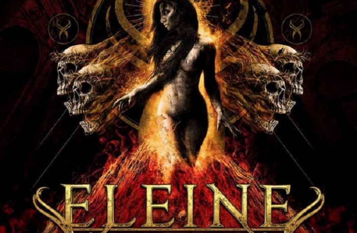 Eleine - Dancing In Hell - album cover
