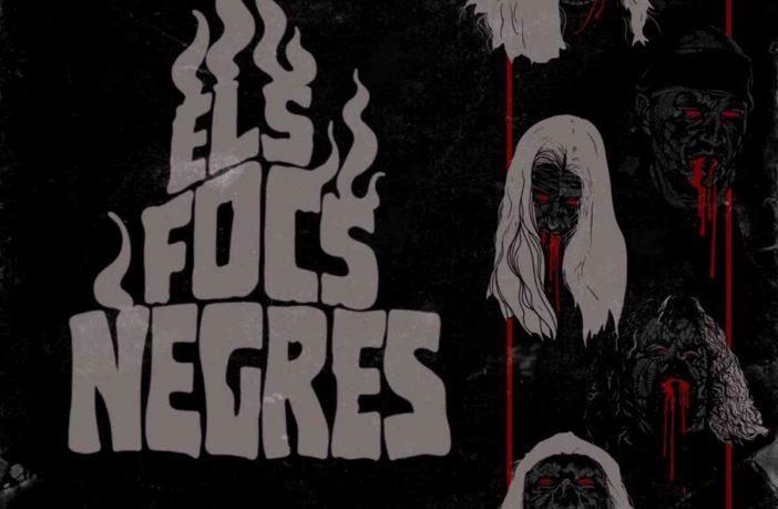 Els Focs Negres - Els Focs Negres - album cover