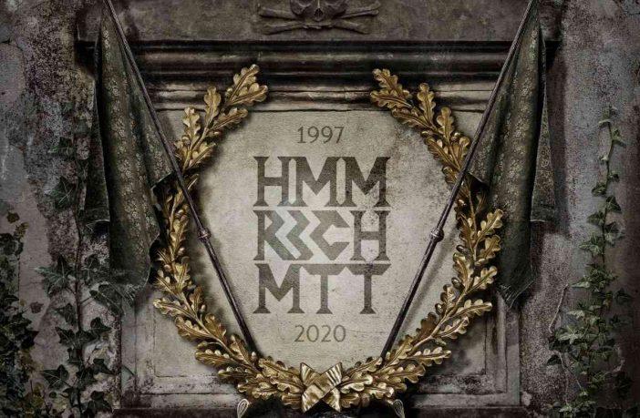 HAMMERSCHMITT - EWIGKEIT the last salute - album cover