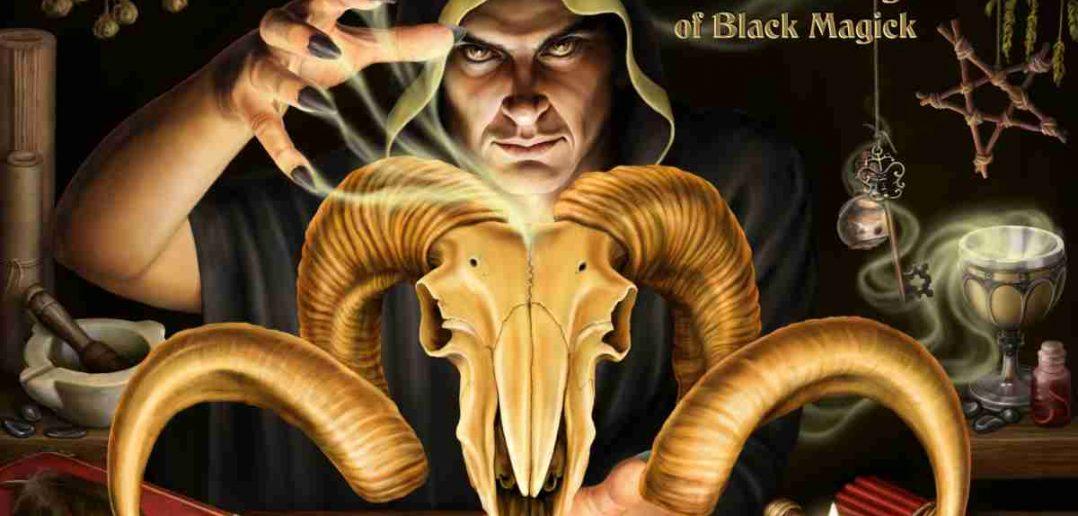 Ignitor - The Golden Age Of Black Magic - album cover