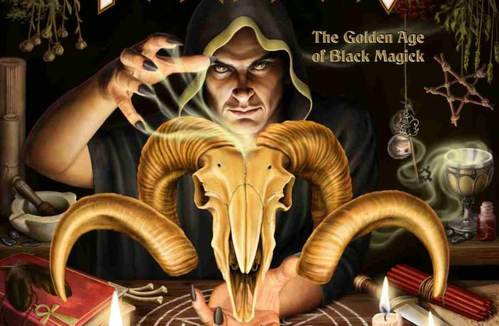 Ignitor - The Golden Age Of Black Magic - album cover