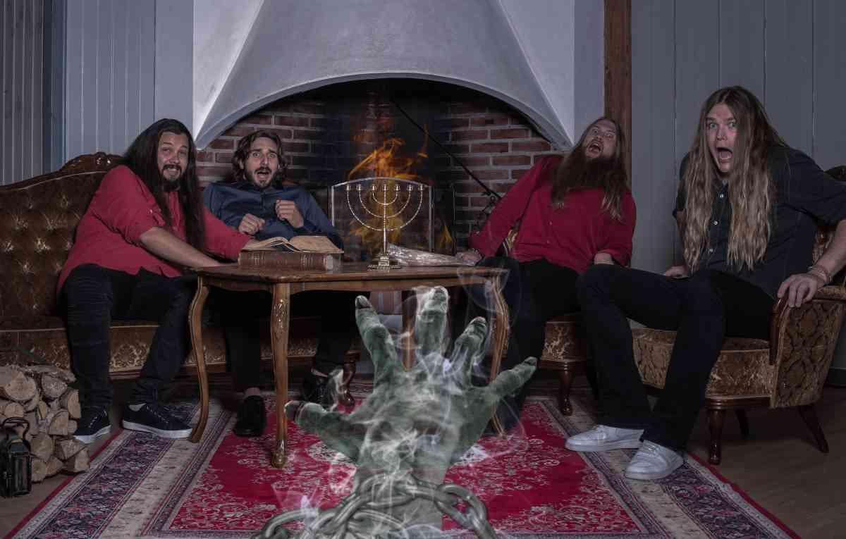 Majestica - band photo 2020