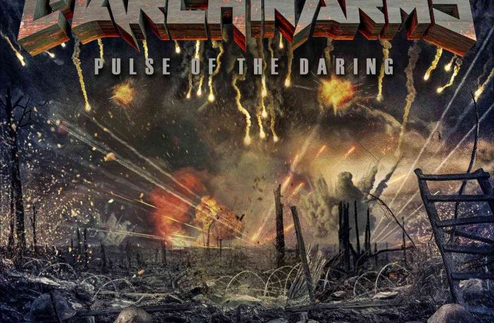 March In Arms - Pulse Of The Daring - album cover
