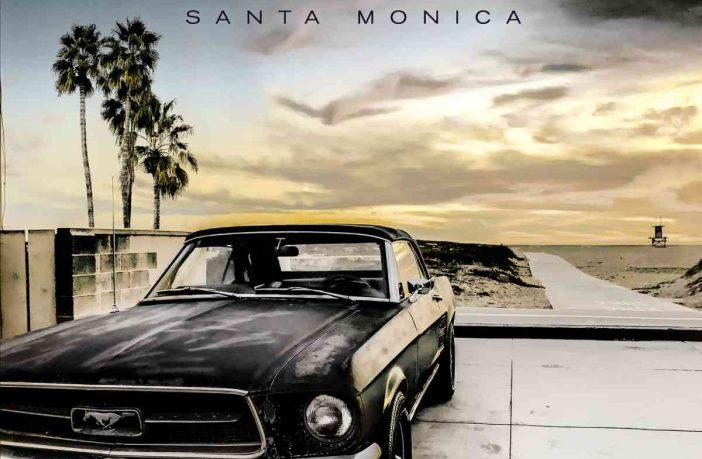 Ocean Hills - Santa Monica - album cover