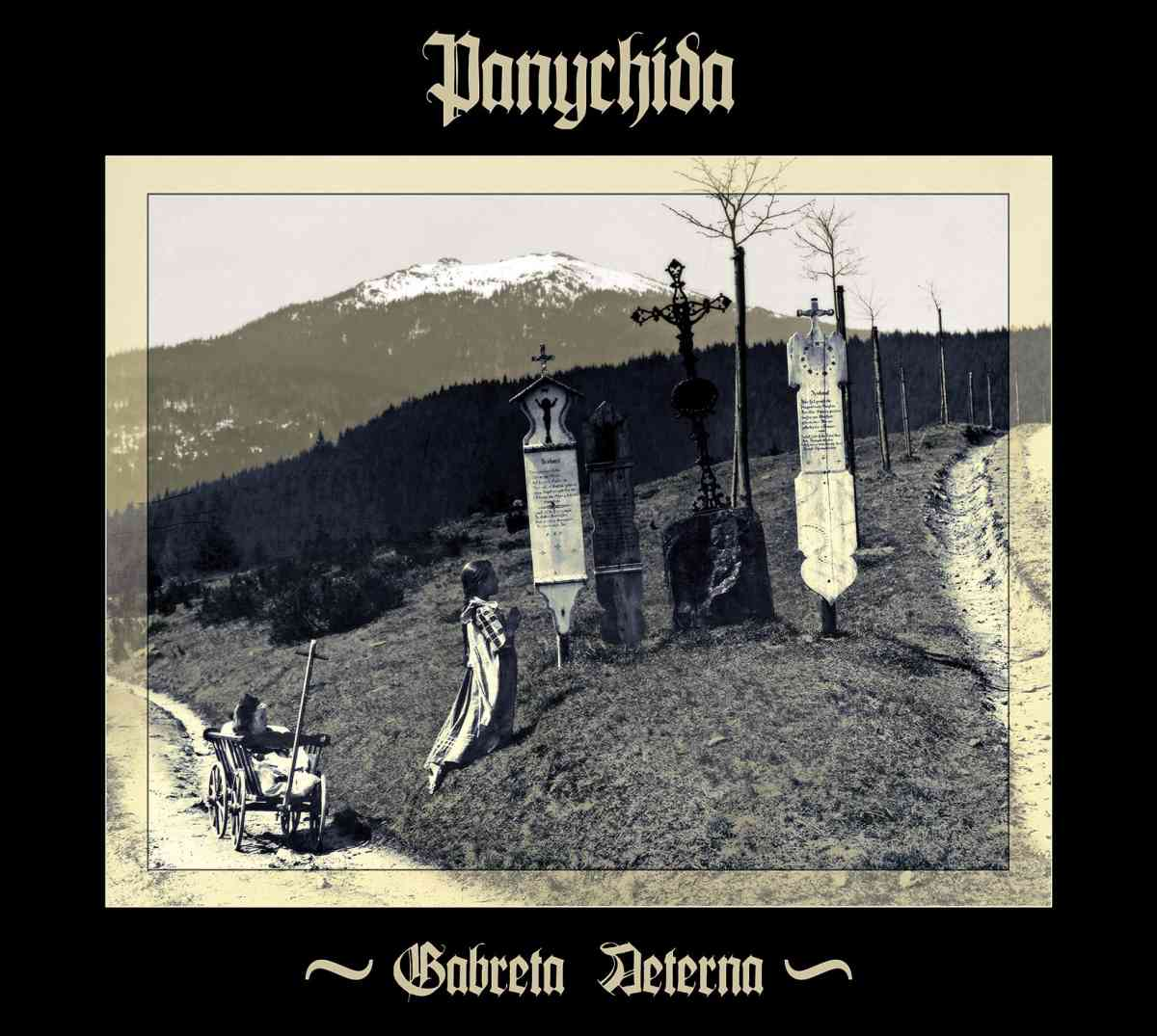 PANYCHIDA - Gabreta Aeterna - album cover