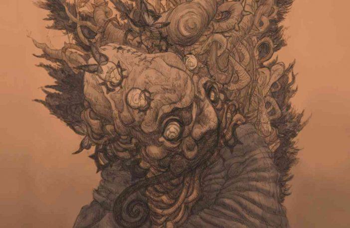 Stonetree - void fill - album cover