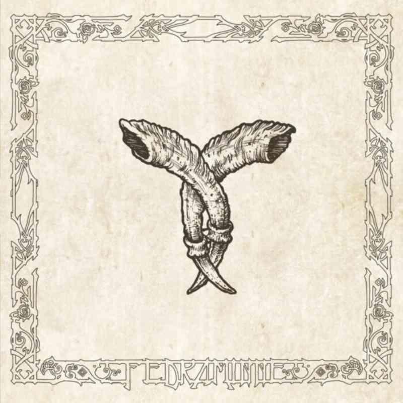 VARDE - Fedraminne - album cover