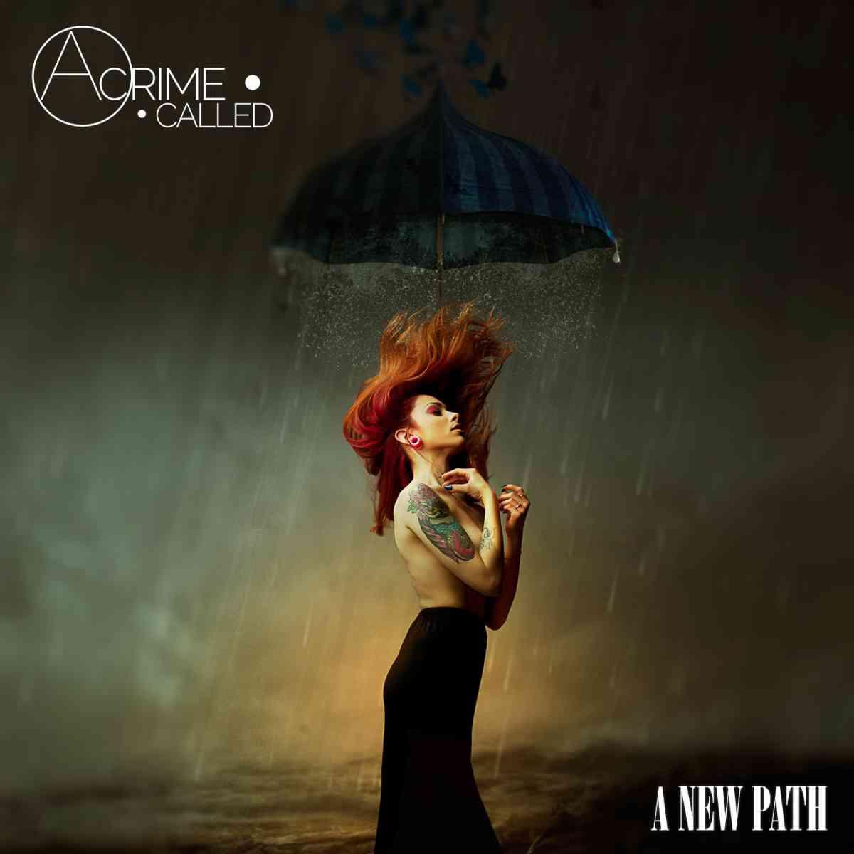 a crim called - a new path - album cover