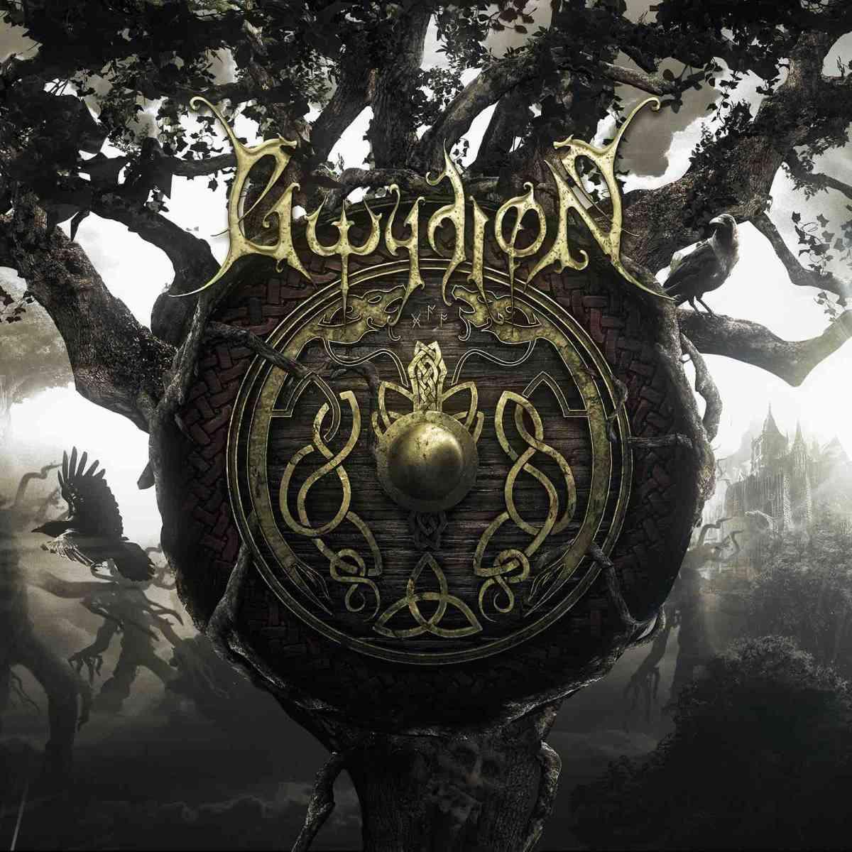 gwydion - gwydion - album cover