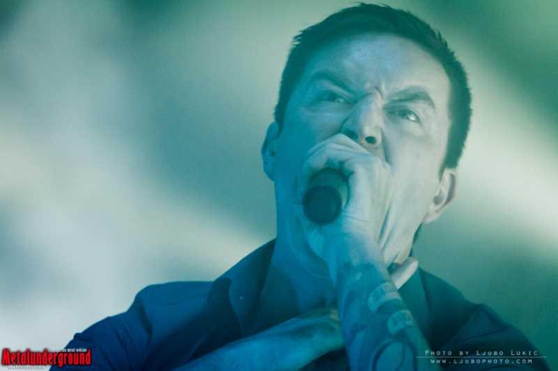 heaven shall burn - live photo - gasometer wien - 2014