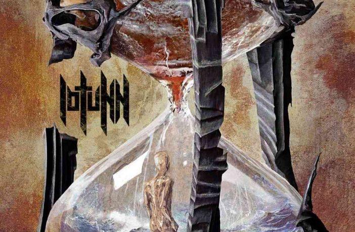 iotunn - The Wizard Falls - album cover