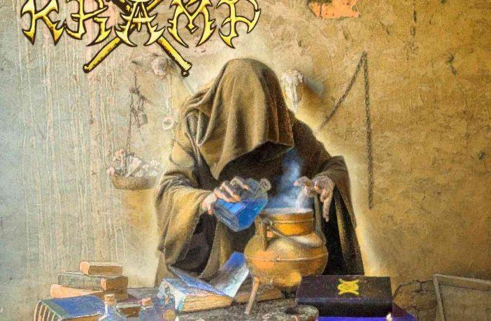 kramp - Gods of Death - album cover