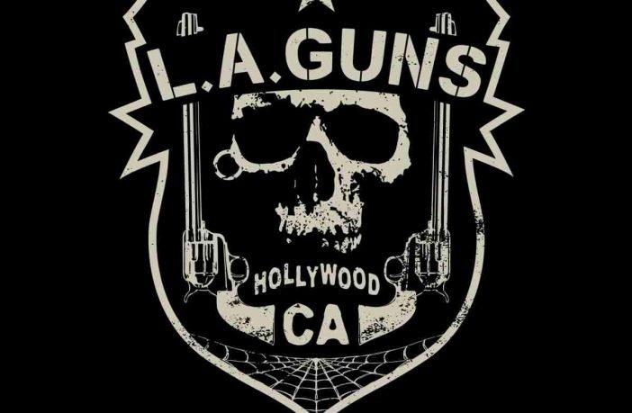 la guns - renegades - album cover