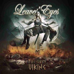 leaves eyes - the last viking - album cover