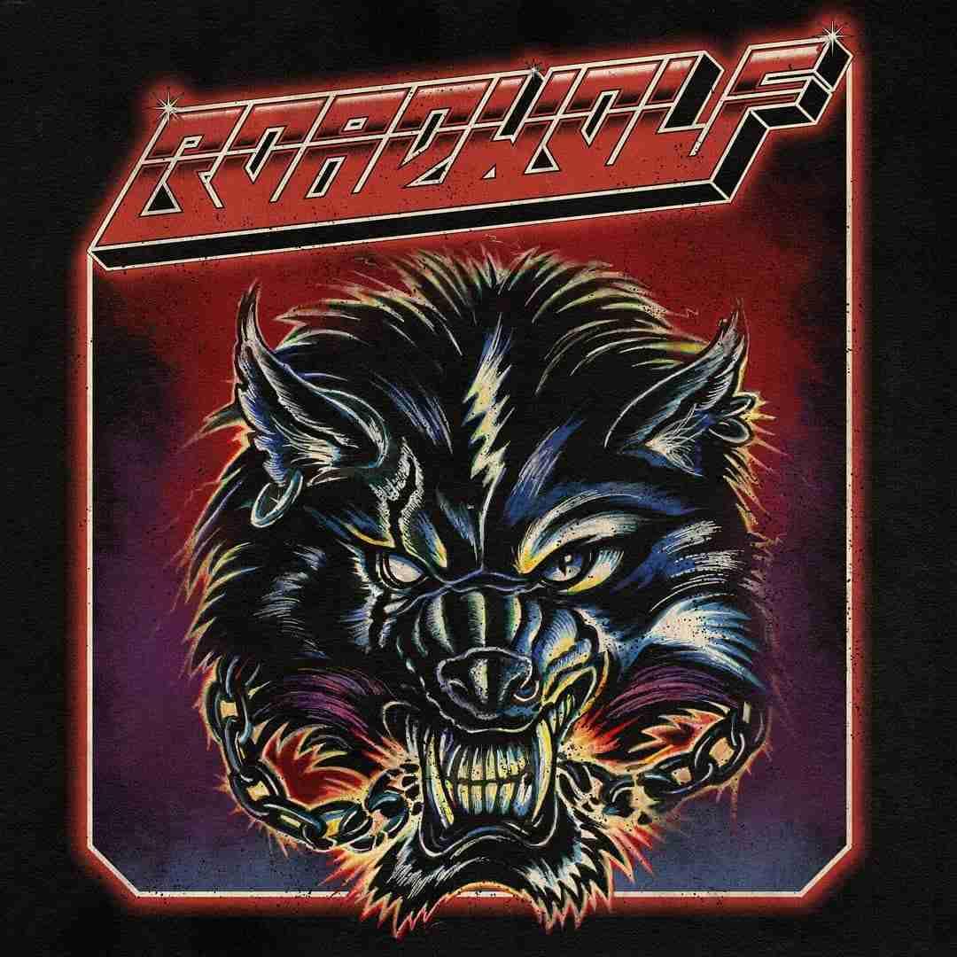 roadwolf - Unchain the Wolf - album cover
