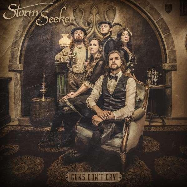 storm - seeker - guns dont cry - album cover