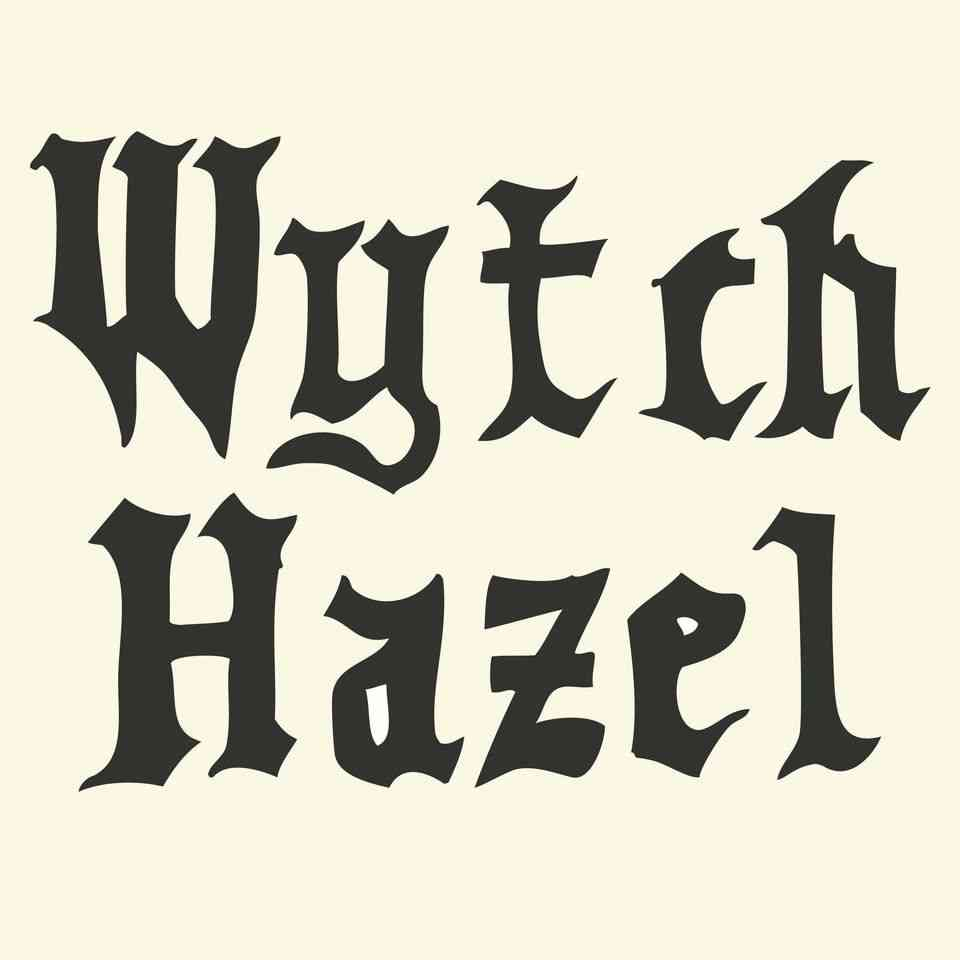 wytch hazel - bandlogo