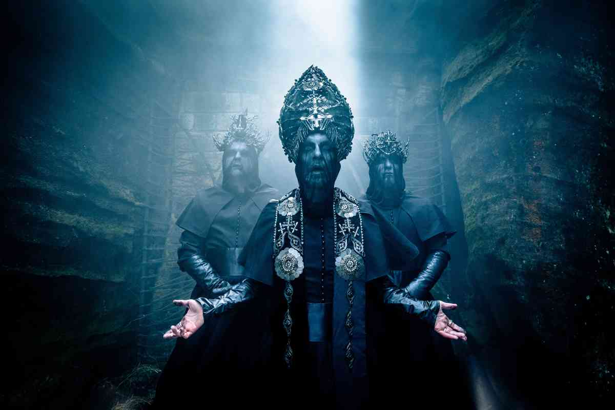Behemoth - band photo 2020