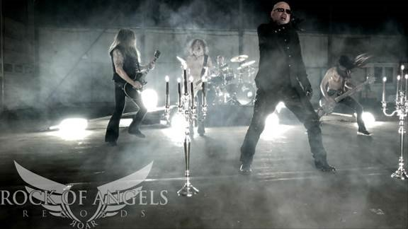 Black And Damned - salvation - video clip