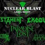NUCLEAR BLAST + SUMMER BREEZE – Label Night!