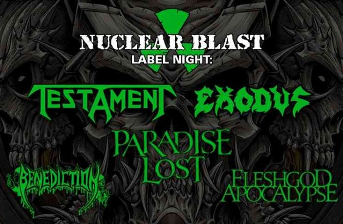 NUCLEAR BLAST Label Night - summer breeze 2021