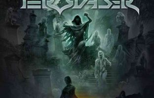 PERSUADER - Necromancy - album cover