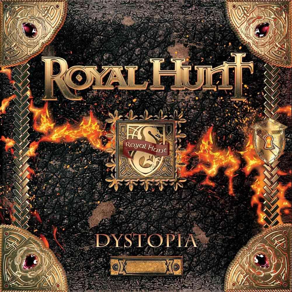 Royal Hunt - Dystopia - album cover