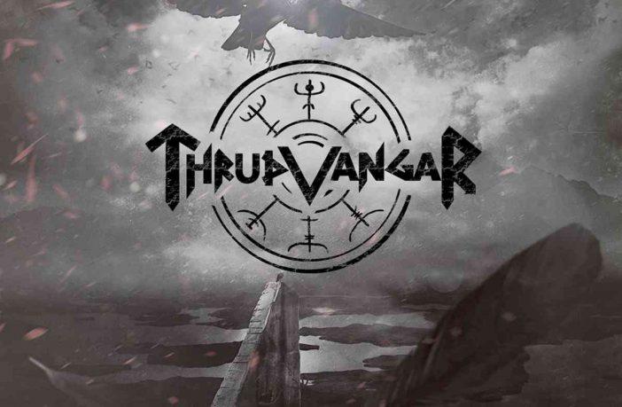 THRUDVANGAR - Vegvisir - album cover