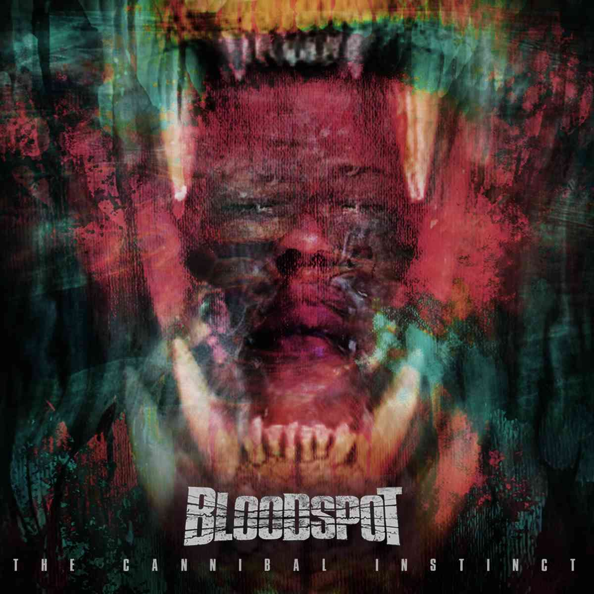 bloodspot - The Cannibal Instinct - album cover