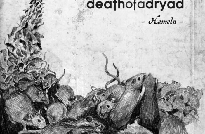death of a dyrad - hameln - album cover