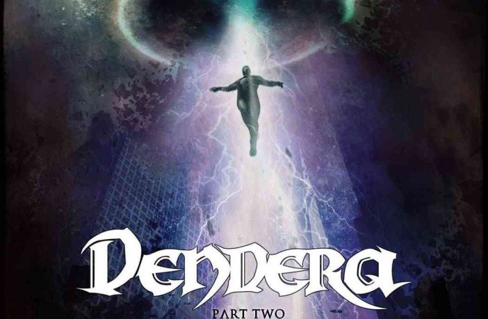 dendera - reborn into darkness - album cover