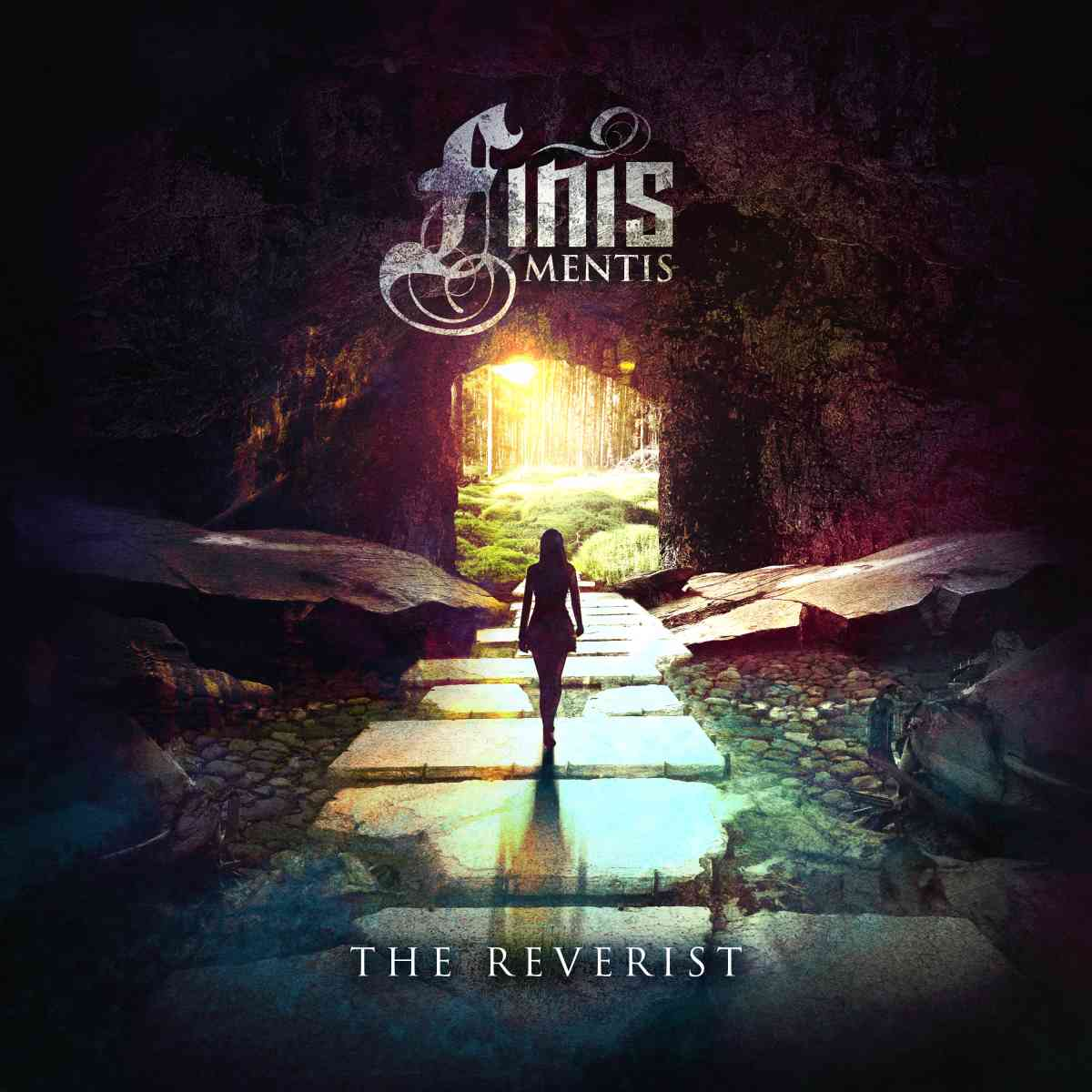 finis mentis - the reverist - album cover