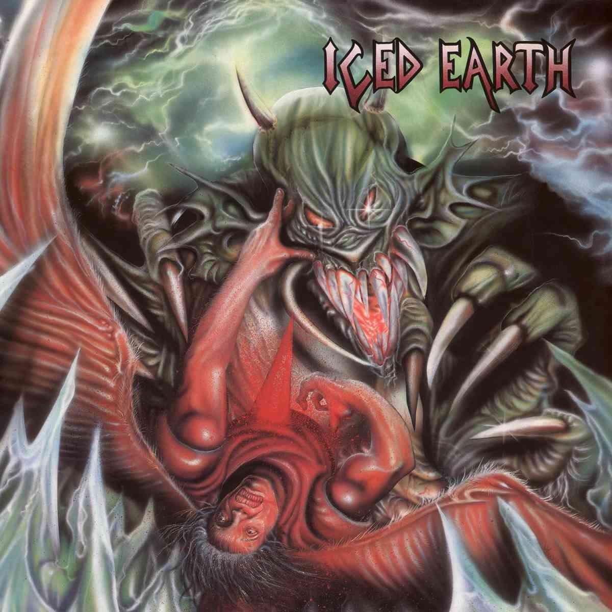 iced earth - iced earth - album cover