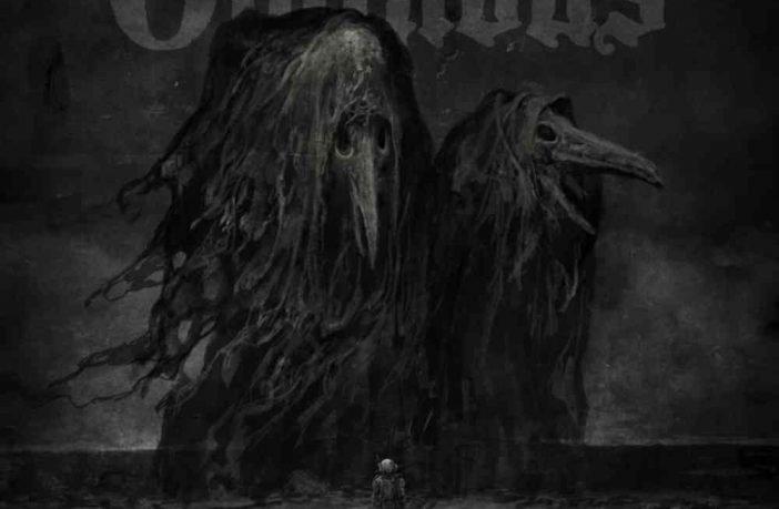 lake of tears - ominous - album cover