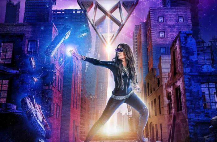 metalite - a virtual world - album cover